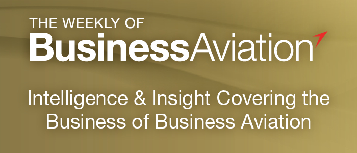 The Weekly of Business Aviation
