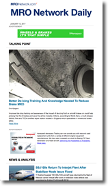 MRO Network Daily Newsletter